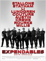 The Expendables 1, 2 et 3