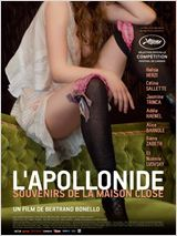 L'Apollonide - souvenirs de la maison close