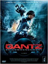 Gantz en streaming