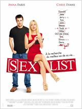 Regarder film Sex List streaming