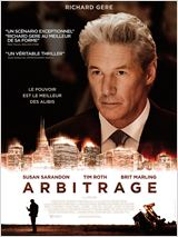 film Arbitrage en streaming