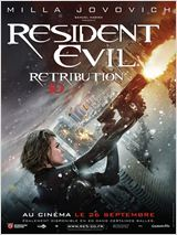 Resident Evil: Retribution en streaming