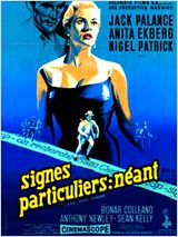 Télécharger Signes particuliers: néant French dvdrip