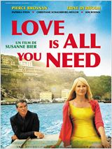 film Love is all you need en streaming