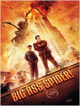 Big Ass Spider affiche