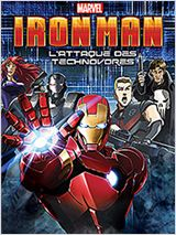 Iron Man : L'attaque des Technovores en streaming