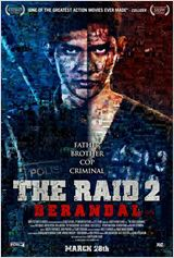 Film The Raid 2 : Berandal en streaming