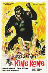Regarder film King Kong - film 1933 streaming