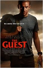 The Guest fostfr poster