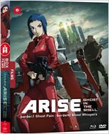 Ghost In The Shell Arise: Ghost Tears streaming