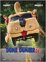 Dumb and Dumber De 2014 poster