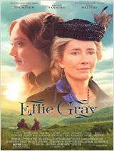 Effie Gray affiche