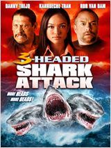 Regarder film 3-Headed Shark Attack streaming