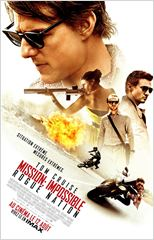 Mission : Impossible 5 - Rogue Nation affiche