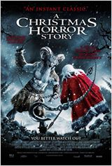 A Christmas Horror Story streaming