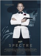 James Bond 24 - 007 Spectre affiche