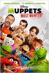 Film Muppets most wanted en streaming