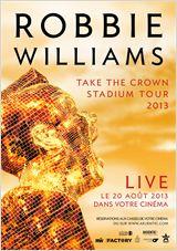Stream Robbie Williams en concert (Côté Diffusion)