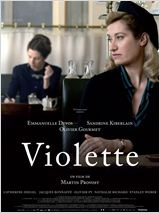 film Violette streaming VF