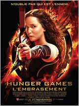 film Hunger Games - L\\\'embrasement en streaming