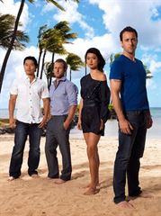 Affiche de la série Hawaii Five-0 (2010)