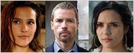 "Guy Pearce et Virginie Ledoyen dans ""Mis-fits"""