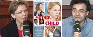 """Mother & Child"" : actrice & réalisateur au micro !"
