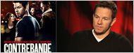 """Contrebande"" : rencontre avec Mark Wahlberg et Ben Foster"
