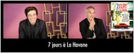 &quot;7 jours &#224; La Havane&quot; : rencontre avec Benicio del Toro et Laurent Cantet [VIDEO]