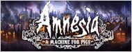 "Premier Teaser de ""Amnesia : a Machine For Pigs"" [VIDEO]"