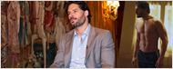 "Joe Manganiello de ""True Blood"" en interview: les coulisses en photos [PHOTOS]"