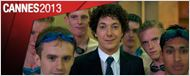 Cannes 2013 : La presse passe à table pour Guillaume Gallienne !