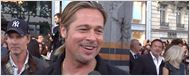 "Avec Brad Pitt sur le tapis rouge parisien de ""World War Z"" [VIDEO]"