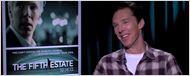 """""""Le Cinquième pouvoir"""" : Benedict Cumberbatch est Julian Assange ! [INTERVIEW]"""
