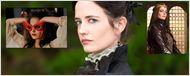 """Eva Green : les visages diaboliques de la star de """"Penny Dreadful"""""""