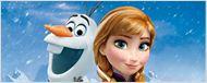 La Reine des neiges - une fête givrée : le court métrage inédit dans les salles françaises le...