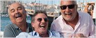 Entre amis : Jugnot, Auteuil et Berléand en plein éclat de rire sur la 1ère photo