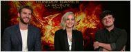 """""""Hunger Games va nous manquer"""" expliquent Jennifer Lawrence et l'équipe du film"""
