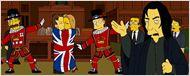 Quand Les Simpson rendaient hommage à David Bowie et à Alan Rickman