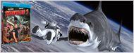 Extrait Sharknado 3 : quand les requins prennent d'assaut la Maison Blanche pour la sortie DVD/Blu-ray