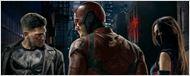 Daredevil saison 2 : Elektra et le Punisher s'affichent dans un nouveau teaser