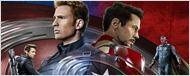 Civil War : les Team Captain America et Iron Man au complet sur l'affiche IMAX