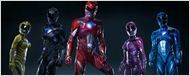 Power Rangers : les héros réunis sous les étoiles sur l'affiche teaser