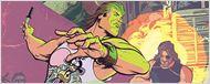 Un comics imagine le crossover de Jack Burton avec Snake Plissken