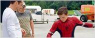 Captain America - Civil War : Spider-Man s'entraîne en coulisses !
