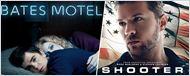 Shooter et la saison 5 de Bates Motel en mars sur 13ème Rue