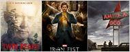 Twin Peaks, Marvel's Iron Fist, American Gods : le plein d'affiches des séries
