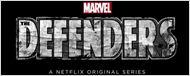 Elektra aux côtés des Defenders dans un concept art canon