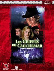 Affiche du film Freddy - Chapitre 3 : les griffes du cauchemar