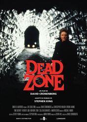 Affiche du film The Dead Zone